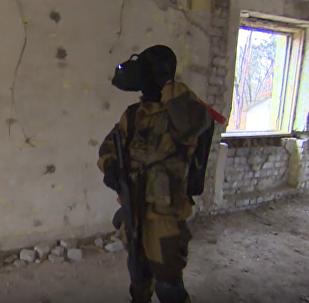 Rusia prueba un dron controlado por la mirada