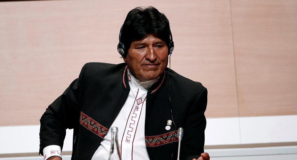 Morales viaja a Brasilia para participar de la reunión de Mercosur