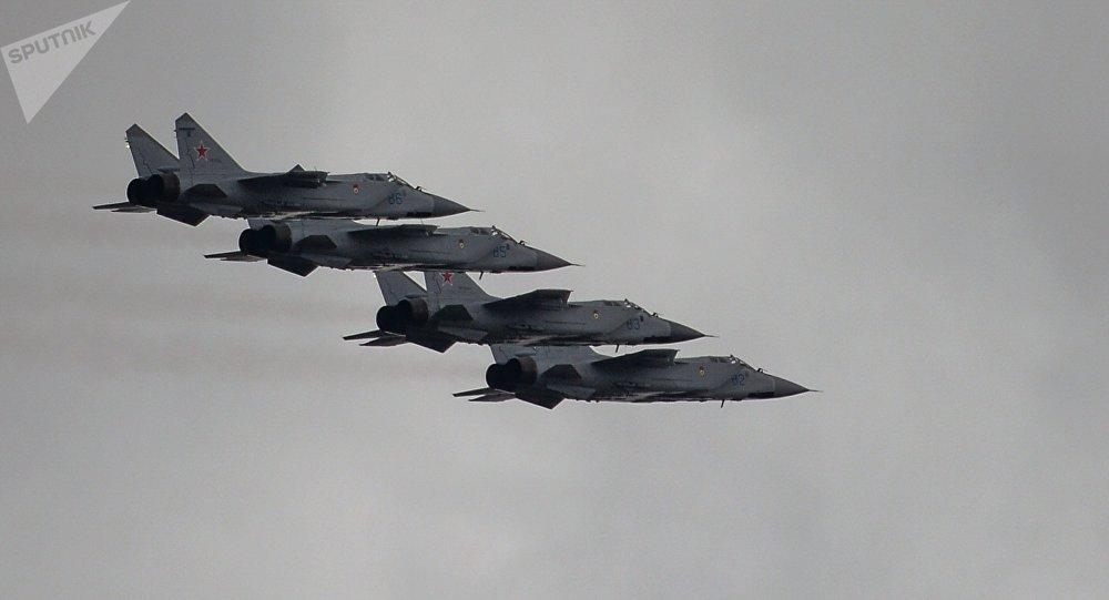Rusia realiza prueba del misil hipersónico