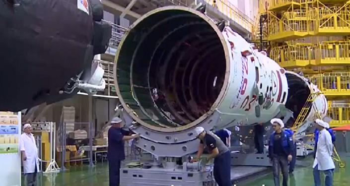55 años de la conquista espacial rusa