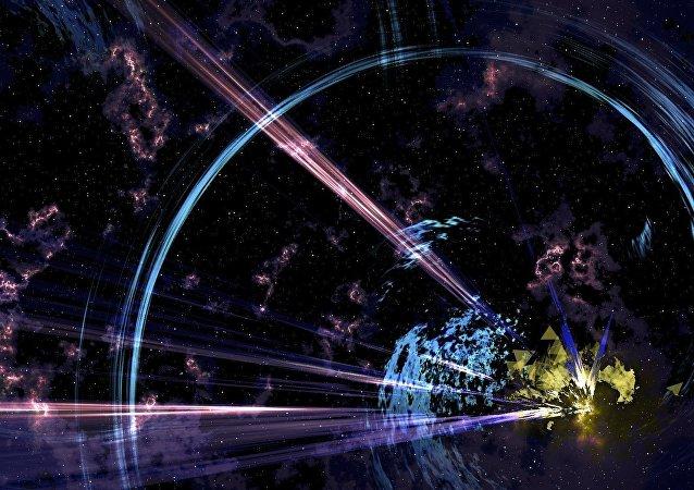 Espacio, imagen referencial