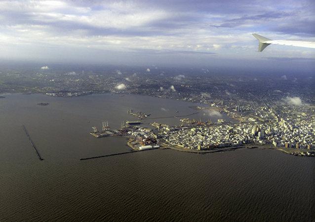 Montevideo, la capital de Uruguay (archivo)
