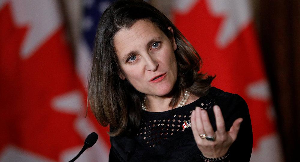 Canadá declara persona non grata encargado de negocios de Venezuela