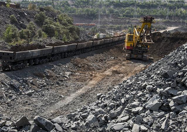 La industria minera en Rusia (imagen referencial)