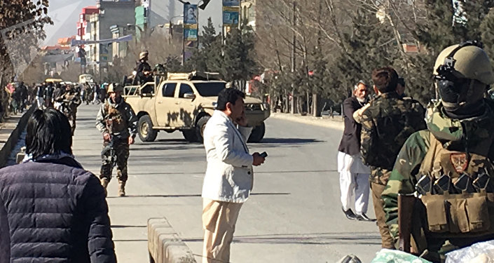 Afganistán | Ataque suicida dejó al menos 40 fallecidos