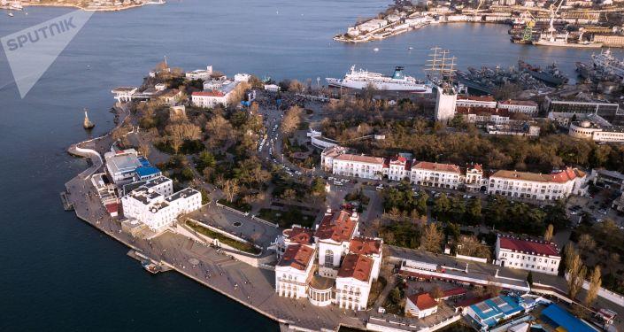 Sebastopol, Rusia (archivo)