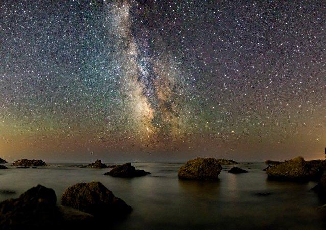 Estrellas, imagen referencial