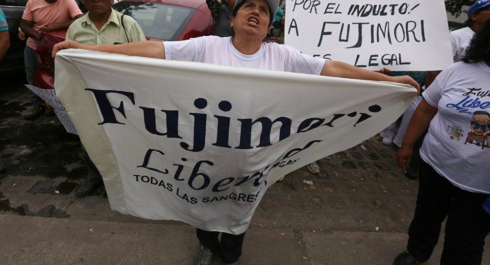 La Corte Interamericana podría revocar el indulto a Fujimori