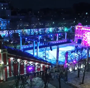 La Navidad en Moscú, como nunca la habías visto antes