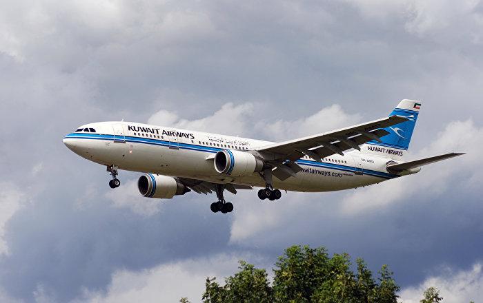 La compañía Kuwait Airways reanuda vuelos sobre Irak por la primera ...