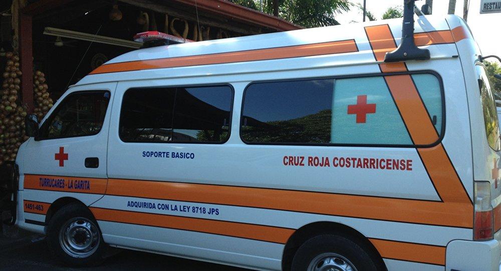 Ambulancia de Costa Rica