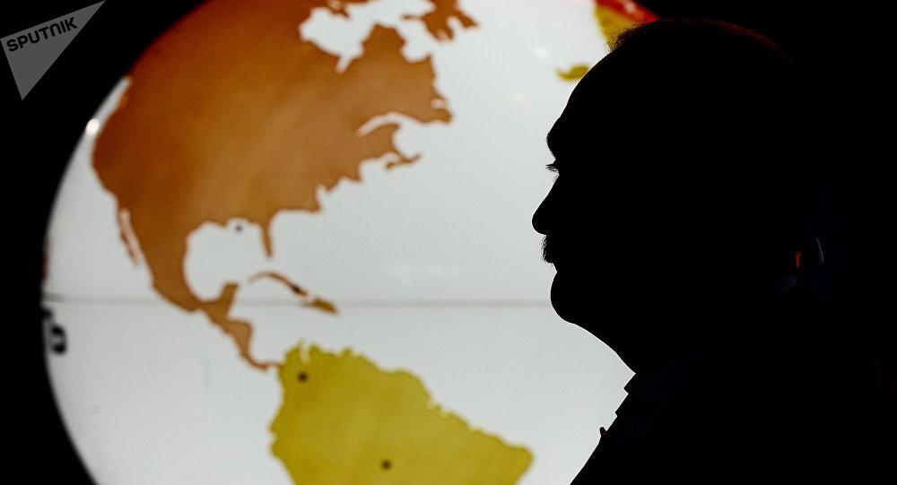 El mundo en sombras (archivo)