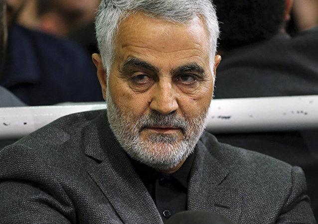 Qasem Soleimani, el general iraní