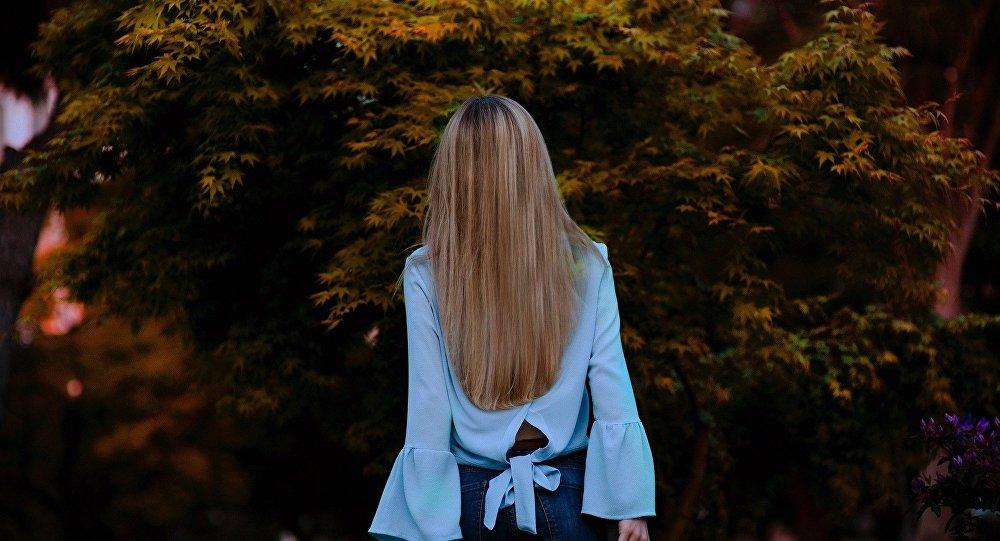 Una cordobesa, la joven con el pelo más largo del mundo