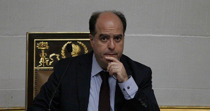 Julio Borges, diputado opositor venezolano (archivo)