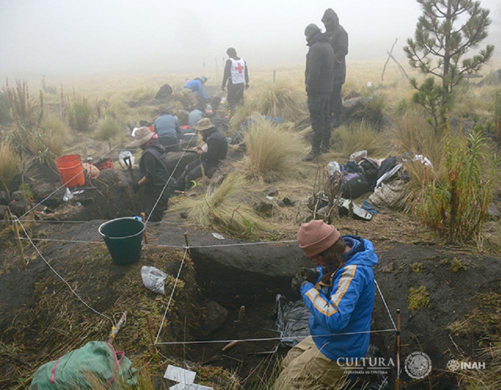 En 2016 un equipo multidisciplinario emprendió una temporada de excavación.