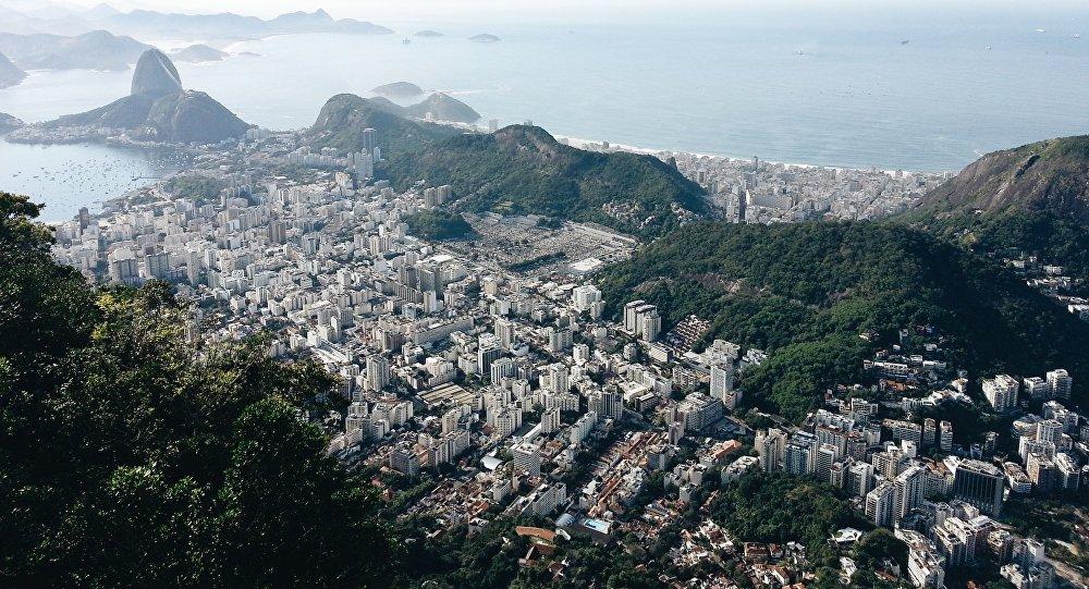 Río de Janeiro, uno de los principales centros económicos, de recursos culturales y financieros de Brasil