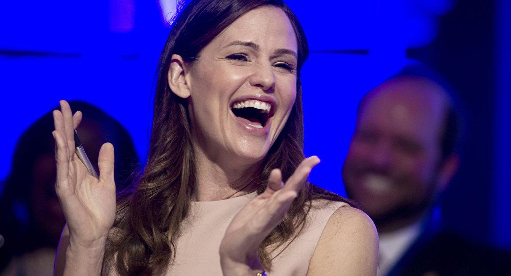 Jennifer Garner, actriz y productora estadounidense
