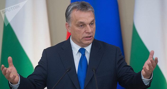 Viktor Orban, primer ministro húngaro (archivo)