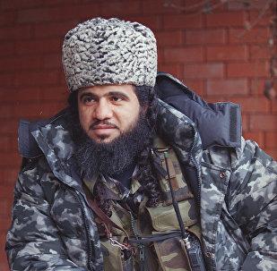 El terrorista internacional Ibn Jattab
