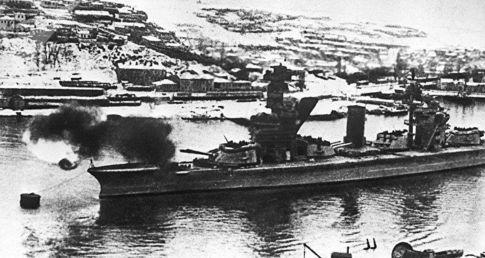 Sebastopol durante la Segunda Guerra Mundial