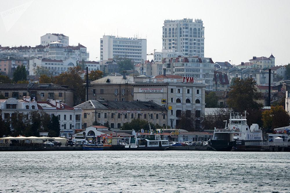 La bahía de Sebastopol