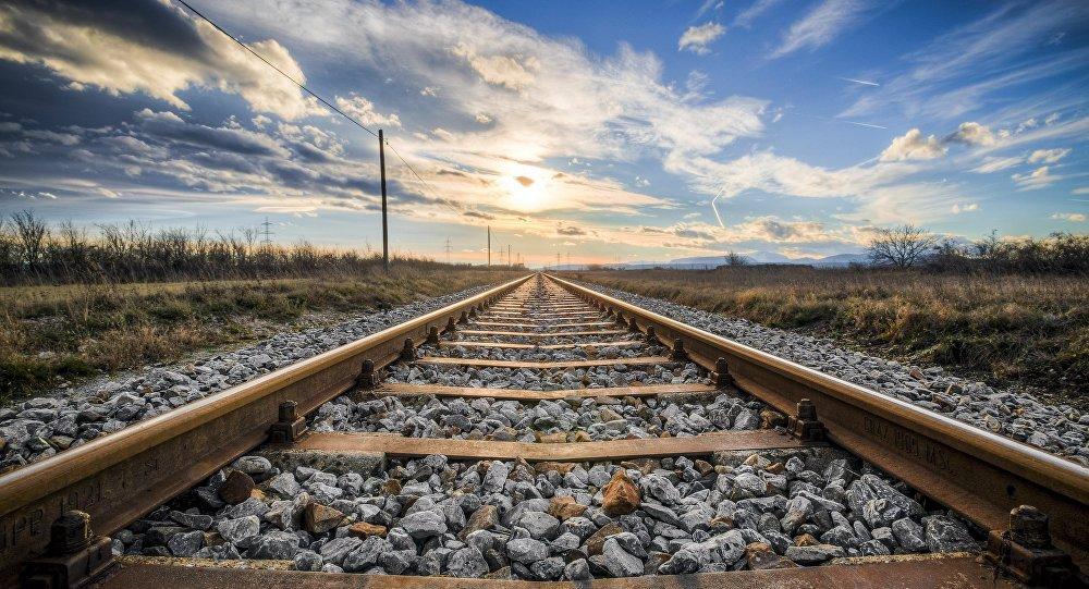Rieles de tren (imagen referencial)