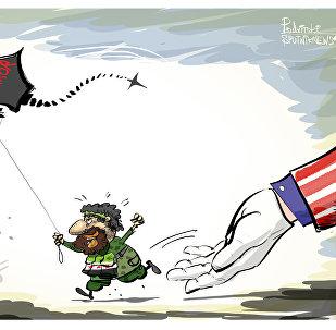¿Quién patrocina los ataques con drones en Hmeymim y Tartus?