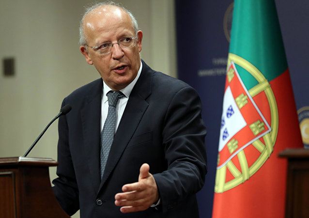 Augusto Santos Silva, canciller portugués