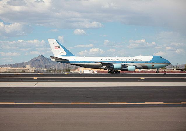Air Force One, avión presidencial estadounidense