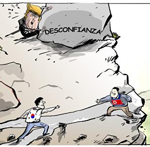 Una mejora en las relaciones coreanas perjudicaría a EEUU