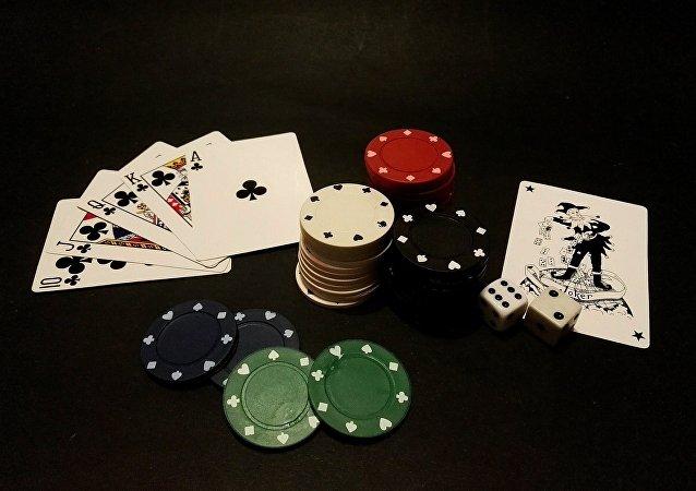 Juegos de azar (imagen referencial)