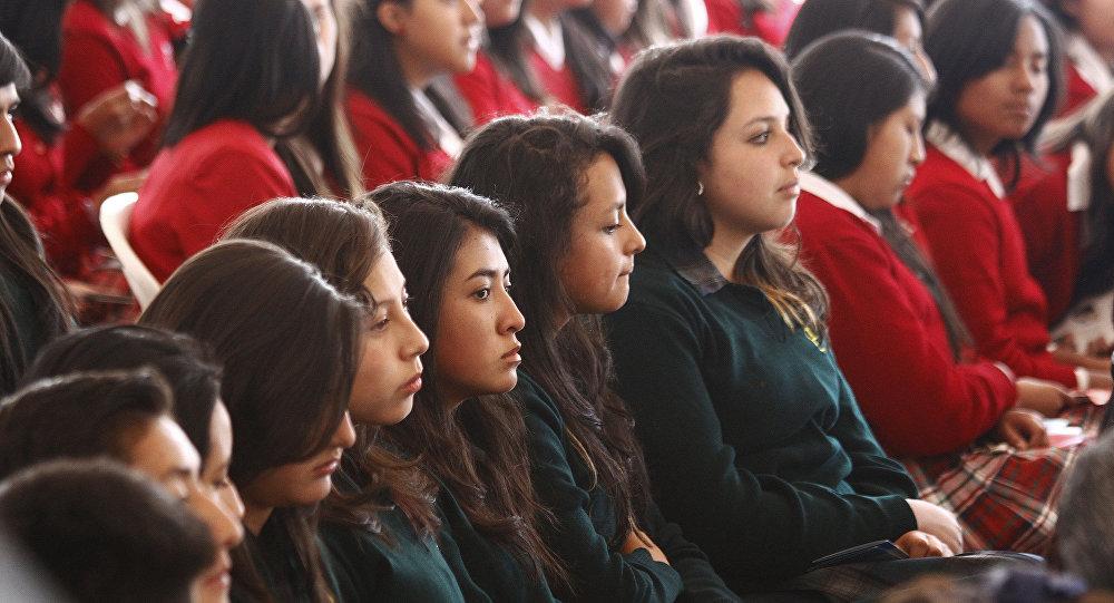 Estudiantes de Bachillerato Internacional en Ecuador
