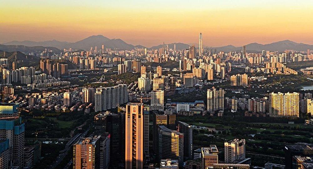 Shenzhen, un importante centro tecnológico de China (imagen referencial)