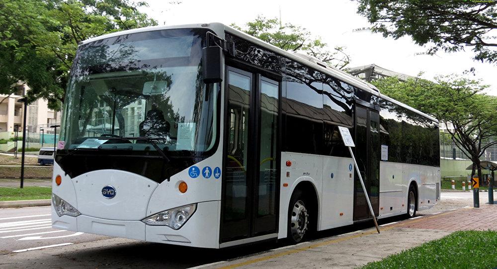 Autobus eléctrico BYD