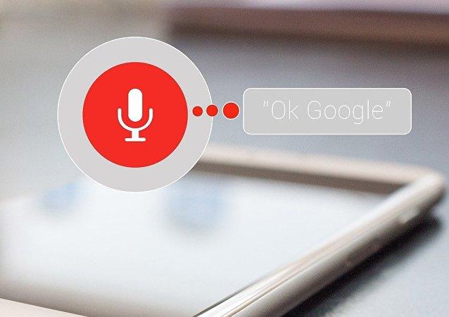 Servicio de búsqueda por voz 'Ok, Google' (imagen referencial)