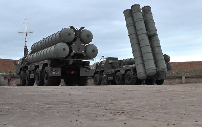 A la defensa de Rusia: una nueva tanda de S-400 entra en servicio en Crimea