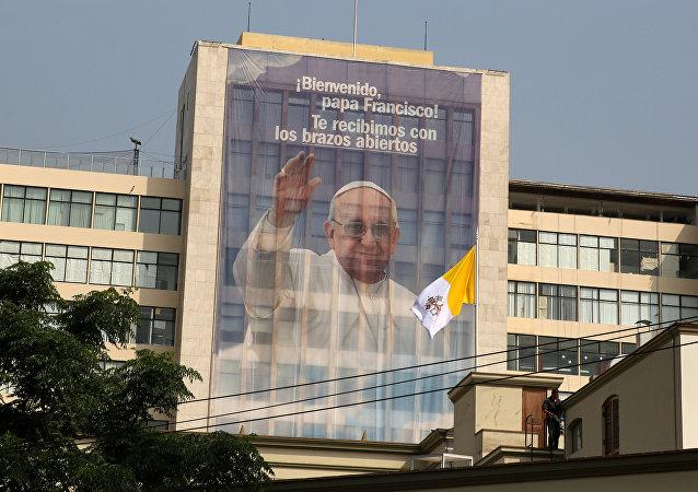 La situación en Perú antes de la visita del Papa