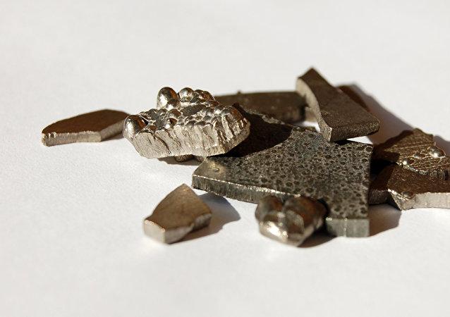 Cobalto (imagen referencial)