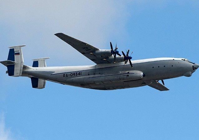 Avión An-22 Antei