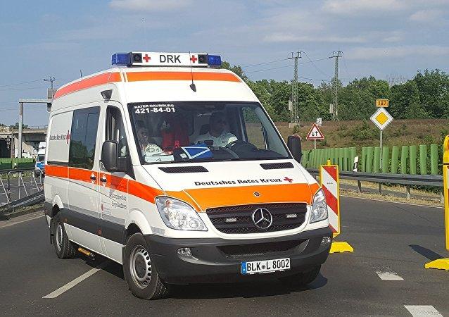 Ambulancia (imagen referencial)