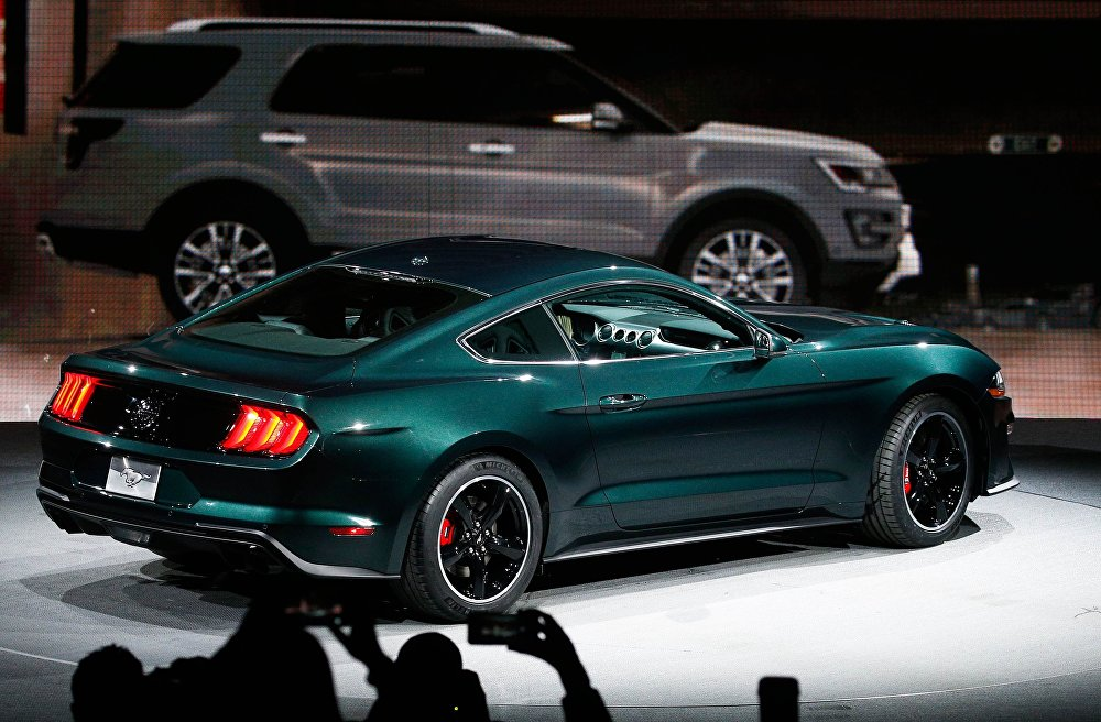 Las novedades del Salón del Automóvil de Detroit