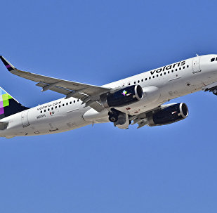 Airbus 320-233 (imagen referencial)