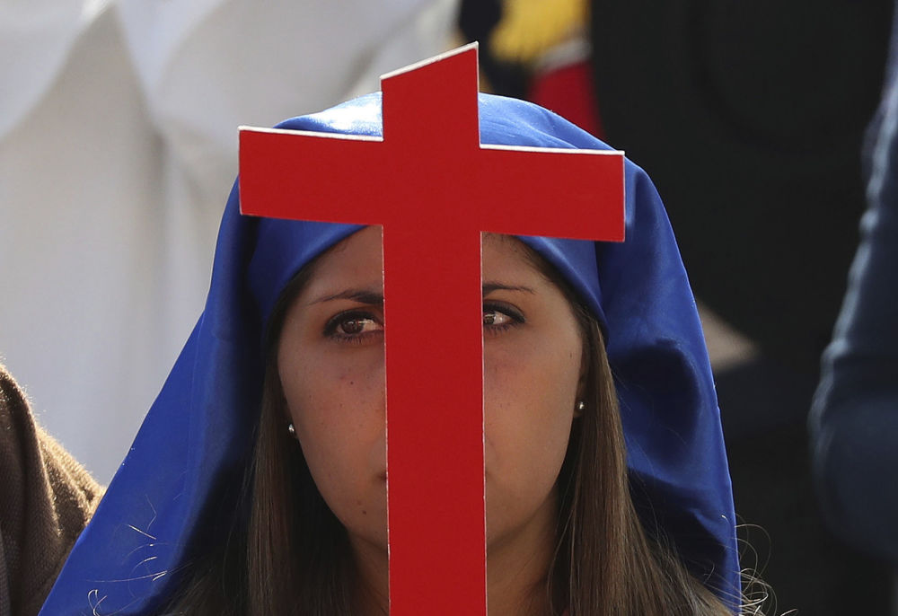 Primera visita apostólica del papa Francisco a Chile