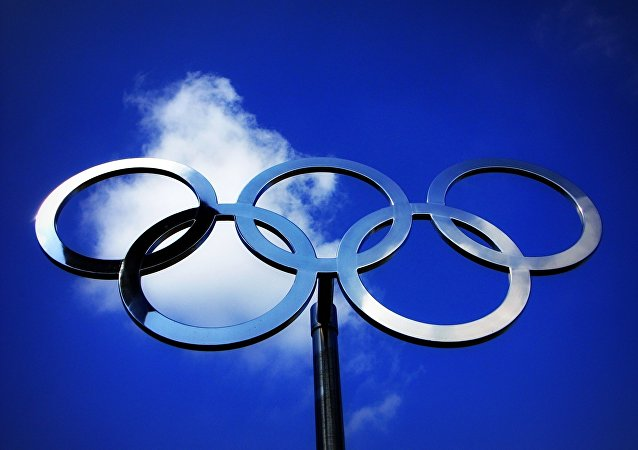 Anillos olímpicos (imagen referencial)