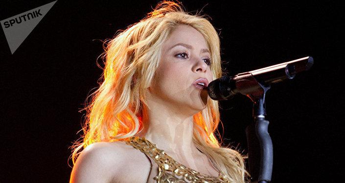 Shakira, cantante
