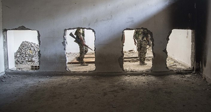 Soldados de EEUU en Siria (archivo)