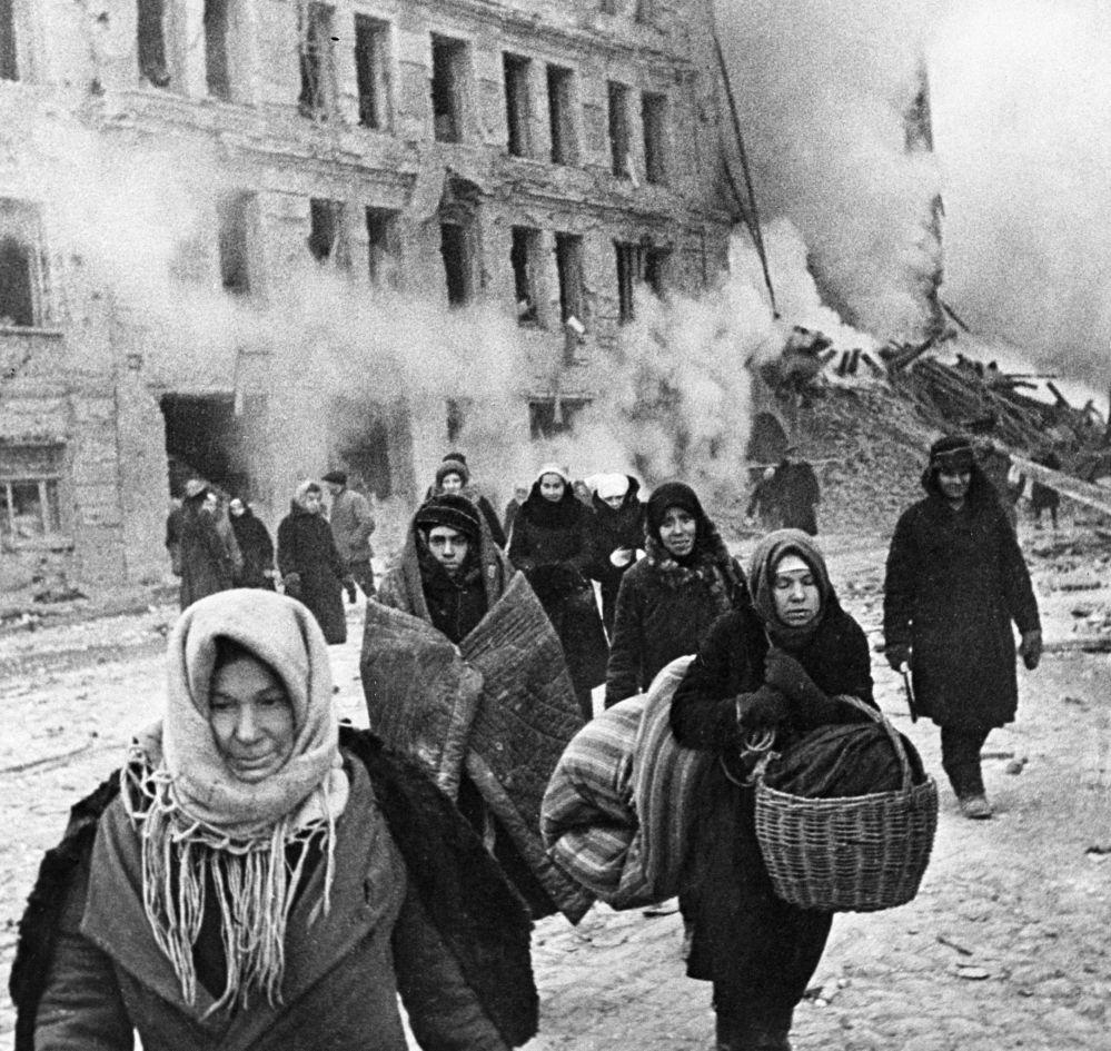 Los días que conmovieron al mundo: se cumplen 75 años del sitio de Leningrado