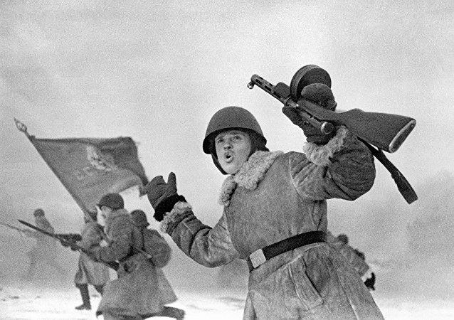 Operación Chispa: cómo el Ejército Rojo rompió el asedio de Leningrado