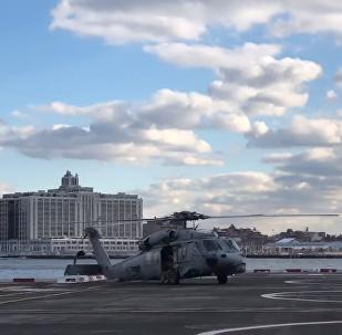 Un pequeño error de cálculo daña un helicóptero de 21 millones de dólares